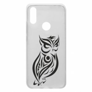 Phone case for Xiaomi Redmi 7 Owl
