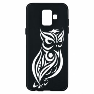 Phone case for Samsung A6 2018 Owl