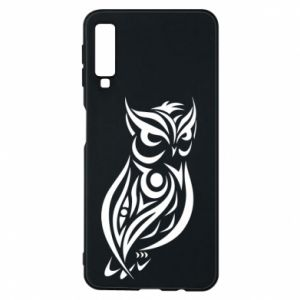 Phone case for Samsung A7 2018 Owl