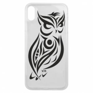 Phone case for iPhone Xs Max Owl
