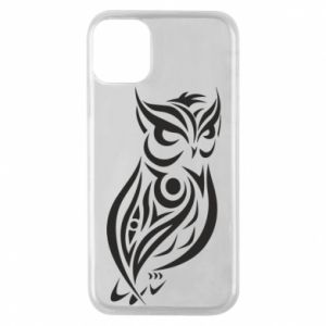 Phone case for iPhone 11 Pro Owl