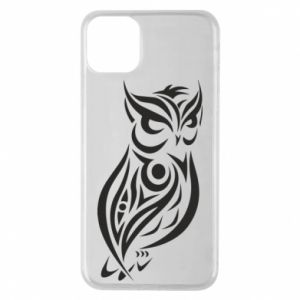 Phone case for iPhone 11 Pro Max Owl