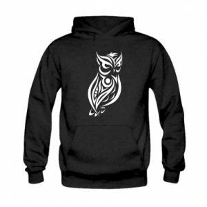 Kid's hoodie Owl