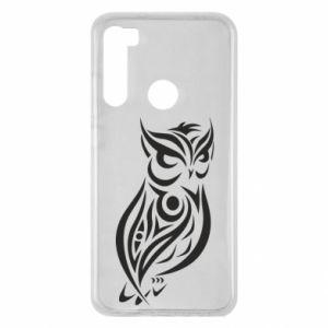 Xiaomi Redmi Note 8 Case Owl