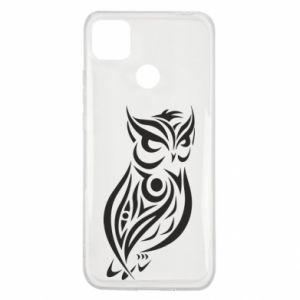 Xiaomi Redmi 9c Case Owl