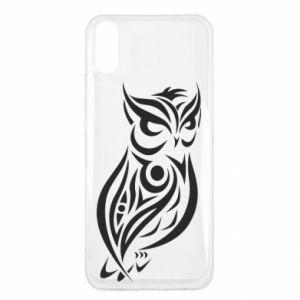 Xiaomi Redmi 9a Case Owl