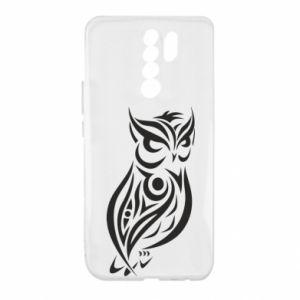 Xiaomi Redmi 9 Case Owl