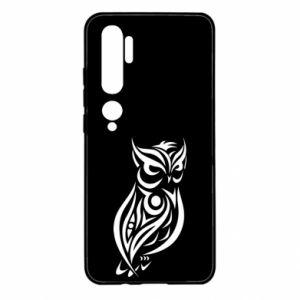 Xiaomi Mi Note 10 Case Owl