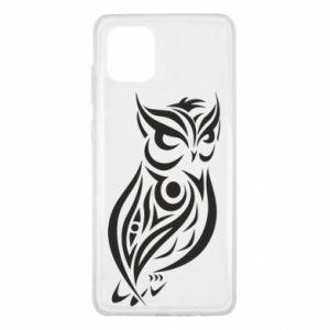 Samsung Note 10 Lite Case Owl