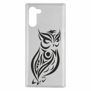 Samsung Note 10 Case Owl