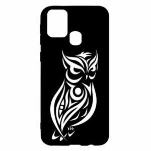 Samsung M31 Case Owl