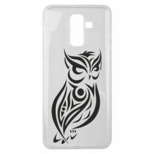 Samsung J8 2018 Case Owl