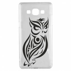 Samsung A5 2015 Case Owl