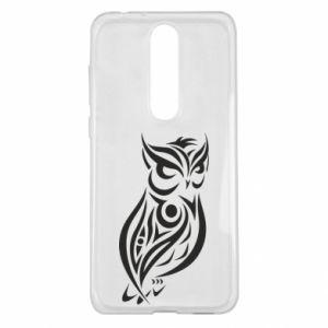 Nokia 5.1 Plus Case Owl
