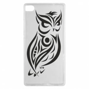 Huawei P8 Case Owl