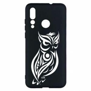 Huawei Nova 4 Case Owl