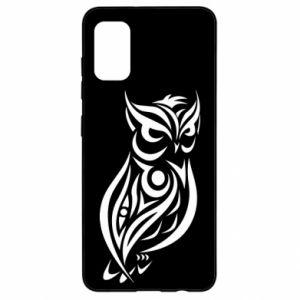 Samsung A41 Case Owl