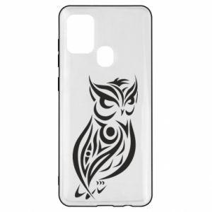 Samsung A21s Case Owl