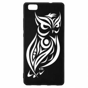Huawei P8 Lite Case Owl