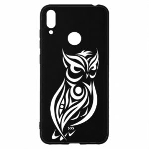 Huawei Y7 2019 Case Owl