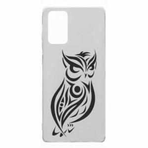 Samsung Note 20 Case Owl