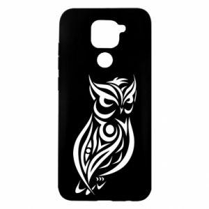 Xiaomi Redmi Note 9 / Redmi 10X case % print% Owl