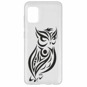 Samsung A31 Case Owl