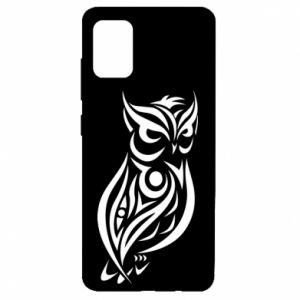 Samsung A51 Case Owl