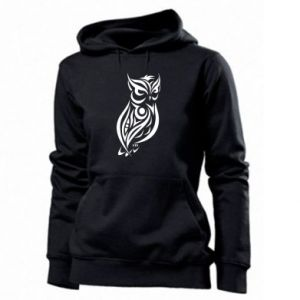Women's hoodies Owl