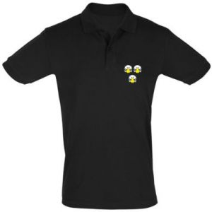 Men's Polo shirt Owls - PrintSalon
