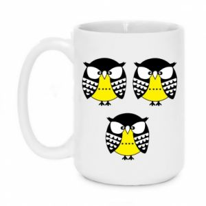 Mug 450ml Owls - PrintSalon