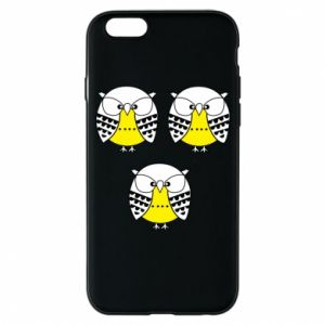 Phone case for iPhone 6/6S Owls - PrintSalon