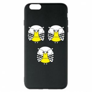 Phone case for iPhone 6 Plus/6S Plus Owls - PrintSalon