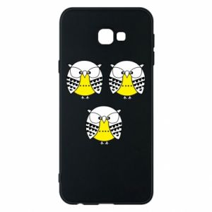Phone case for Samsung J4 Plus 2018 Owls - PrintSalon