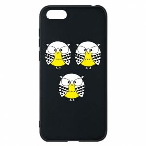 Phone case for Huawei Y5 2018 Owls - PrintSalon