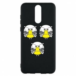 Phone case for Huawei Mate 10 Lite Owls - PrintSalon