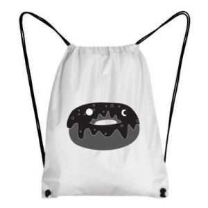 Backpack-bag Space donut - PrintSalon