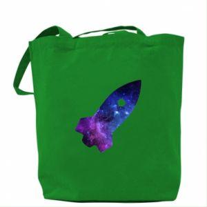 Bag Space rocket - PrintSalon