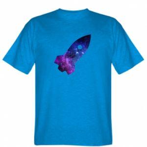 T-shirt Space rocket - PrintSalon