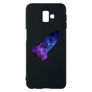 Phone case for Samsung J6 Plus 2018 Space rocket