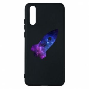 Phone case for Huawei P20 Space rocket