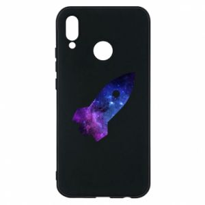 Phone case for Huawei P20 Lite Space rocket