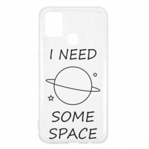Samsung M31 Case Space