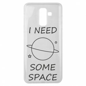 Samsung J8 2018 Case Space