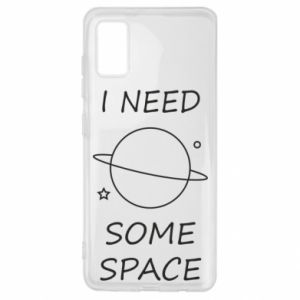 Samsung A41 Case Space