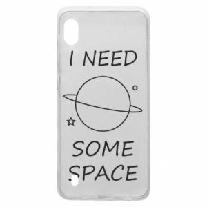 Samsung A10 Case Space