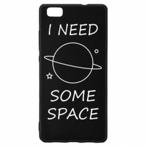 Huawei P8 Lite Case Space