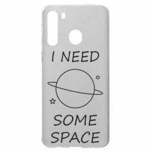 Samsung A21 Case Space