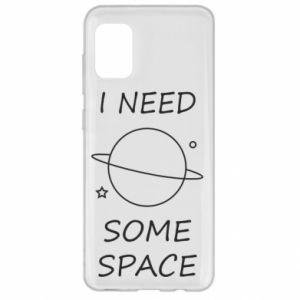 Samsung A31 Case Space