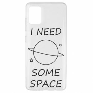 Samsung A51 Case Space